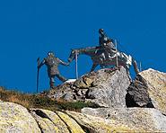 Monument of Suworow