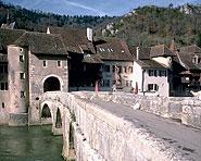 Pont de St-Ursanne