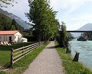 TCS Camping Interlaken + RiverLodge
