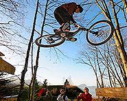 Wood Trail und Natural Bike Park