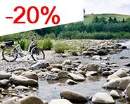 UNESCO Biosphäre Entlebuch mit dem E-Bike – günstiger mit dem ÖV