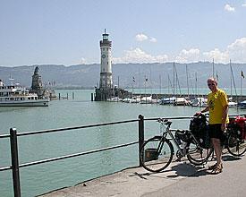 Vom Bodensee zum Genfersee und weiter nach Basel in 10 Tagen