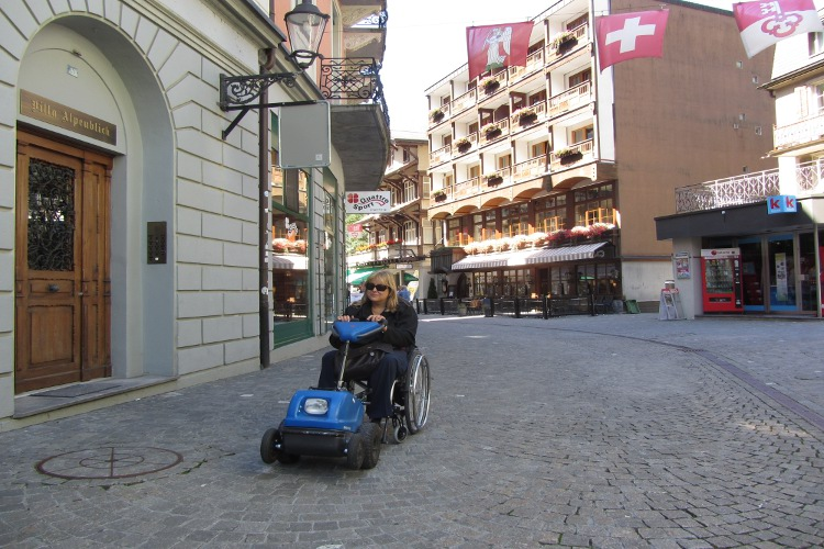 Dorfansicht Engelberg
