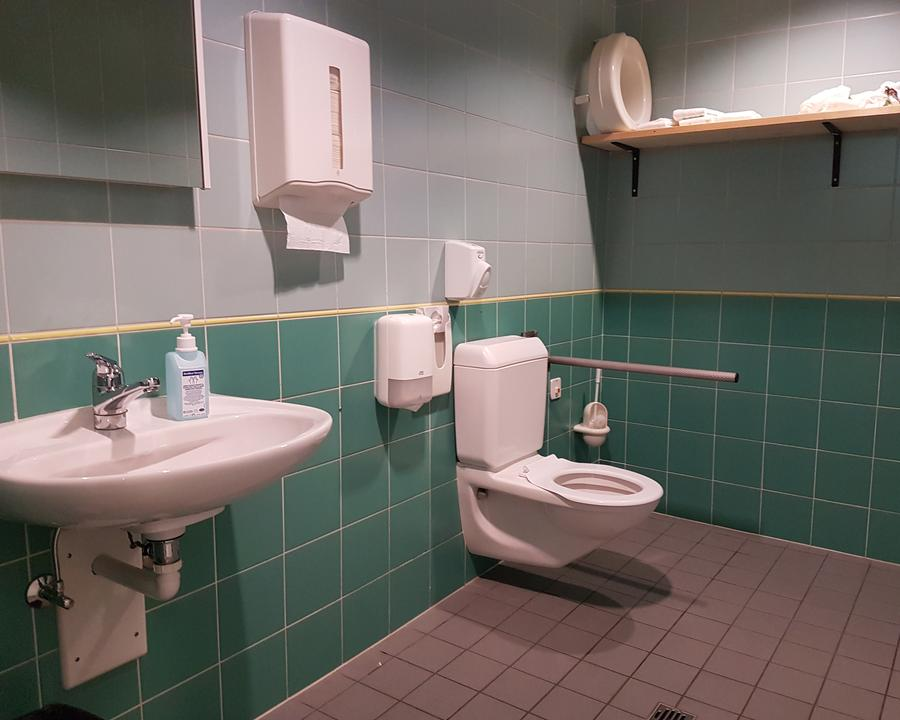 WC Altersheim La Quercia