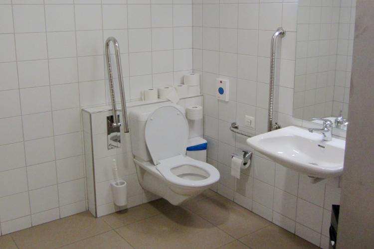 WC Einkaufszentrum Kreuzlingen