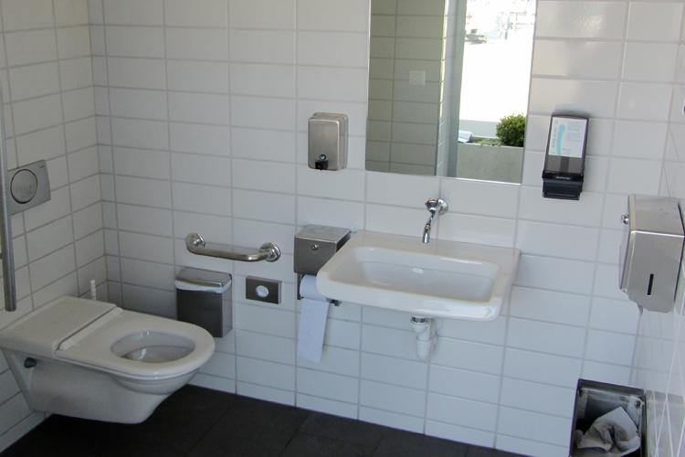 WC Hafen Bottighofen