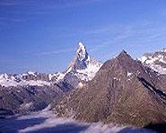 Europaweg von Brig nach Zermatt