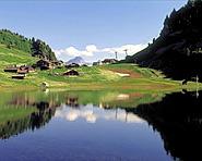 Les trois lacs d'altitude