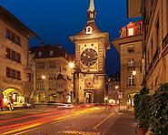 Zeitglocken Turm (Torre dell'orologio)