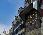 La Tour de l'Horloge de Soleure