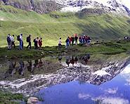 Sentiro didattico Lago Ritom