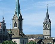 Eglise Fraumünster