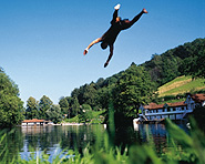 Drei Weieren (Badeweiher) St. Gallen