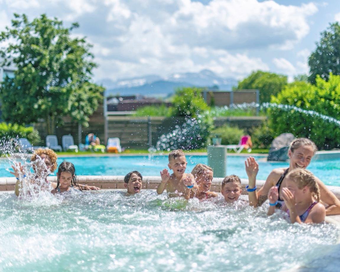 Freizeit- und Erlebniszentrum Säntispark Abtwil