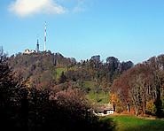 Planetenweg Walking Trail from Uetliberg
