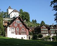 Schloss und Städtli Werdenberg