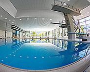 Obere Au Chur adventure bath and indoor swimming pool
