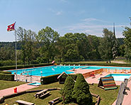Swimming pool Broc