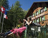 Hotel Fafleralp - Swisslodge