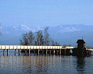 Seebrücke Rapperswil–Hurden