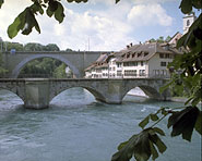 Bern – a jewel in the bend of the Aare