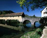 Rheinau-Brücke: vom Klettgau ins Thurgau