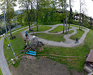 Kids-Pumptrack Laaxersee