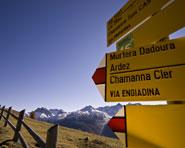 Via Engiadina – Escursionismo senza bagaglio