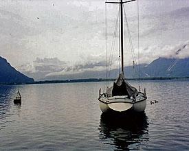 La Route numéro 9, route des lacs
