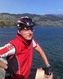 Tour de Suisse mit Fahrrad über die Alpen oder eine Schnapsidee wird wahr