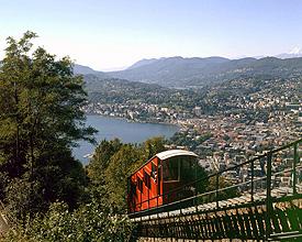 Funicular Monte Brè