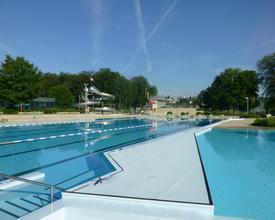 Swimming complex Mooshüsli Emmen