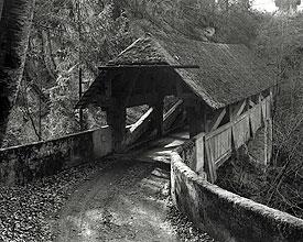 Montbovon – Brücken an der «Käsestrasse»