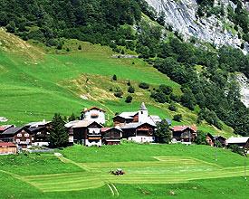 Pigniu / Panix - Schweiz Mobil...
