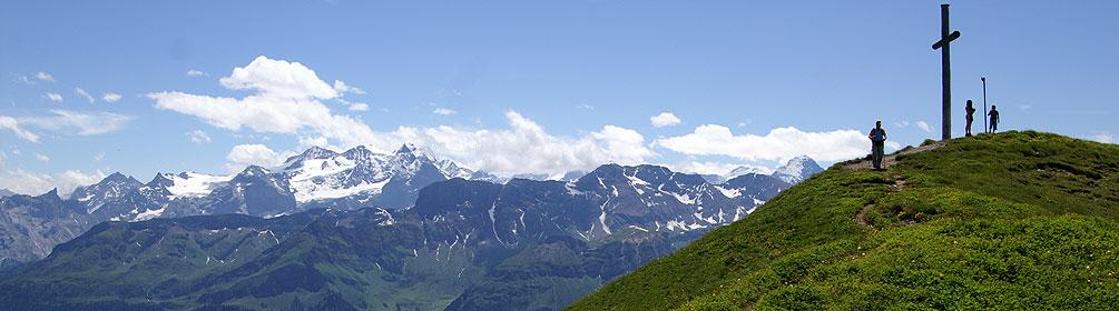 57 Obwaldner Höhenweg