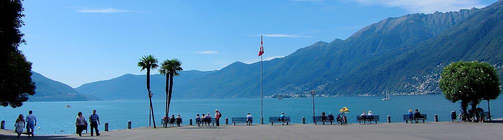 Giro Lungolago Ascona - Wanderland