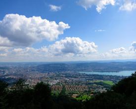 Albisgrat-Höhenweg